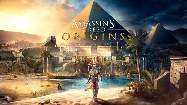 ماگ گیمینگ طرح Assassin's Creed Origin Egypt
