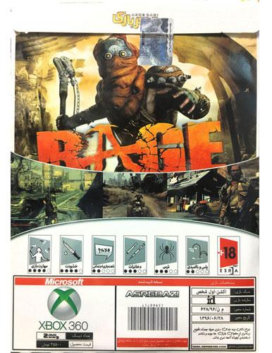 Rage Xbox 360