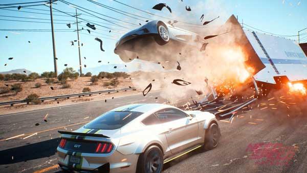 گیم پلی بازی کامپیوتری Need for Speed Payback