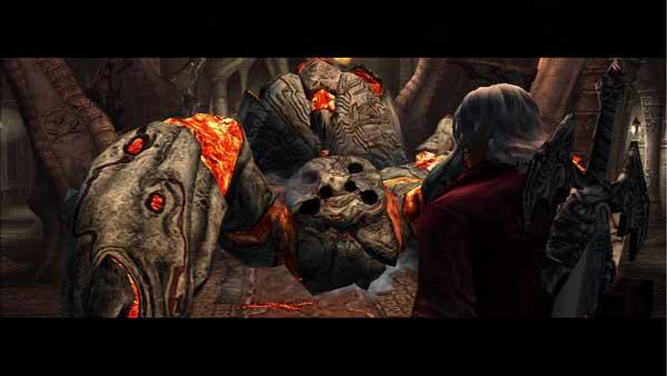 اکشن های متفاوت گیم پلی جذاب بازی پلی استیشن 4 Devil May Cry HD Collection