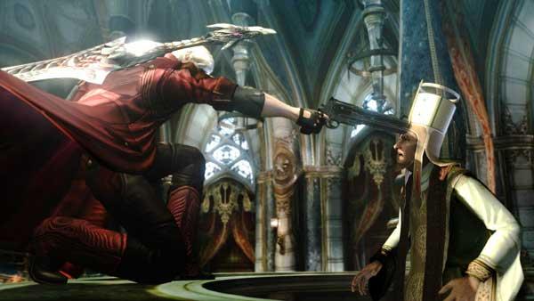 گرافیک بالای بازی پلی استیشن 4 Devil May Cry HD Collection