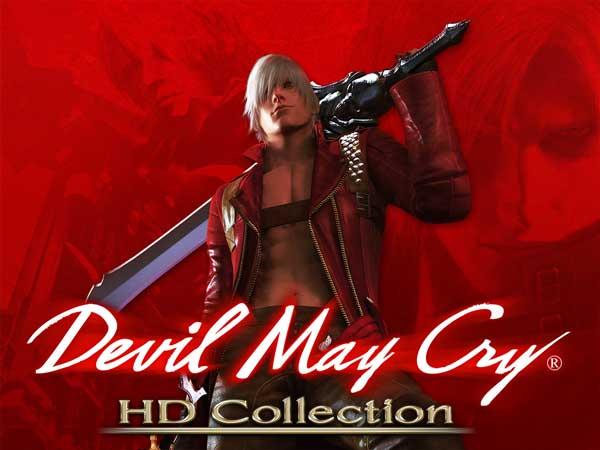 بازی پلی استیشن 4 Devil May Cry HD Collection