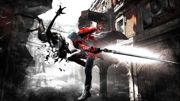 همه در بازی پلی استیشن 4 Devil May Cry HD Collection