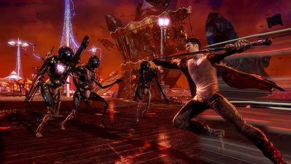 گیم پلی جذاب بازی پلی استیشن 4 Devil May Cry HD Collection
