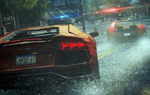 لوکیشن و گرافیک گیم پلی بازی کامپیوتری Need for Speed Payback