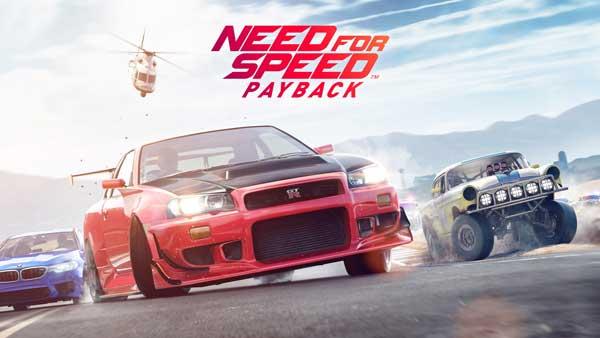 wallpaper بازی کامپیوتری Need for Speed Payback