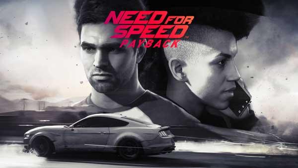 بازی کامپیوتری Need for Speed Payback