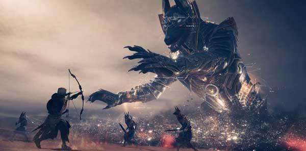 گیم پلی جذاب در بازی Assassin's Creed Origins