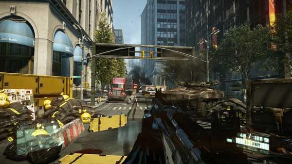 نمرات بازی Crysis 2