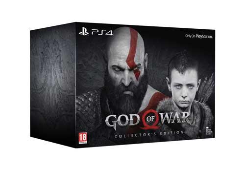 کالکتور God of War Collector's Edition