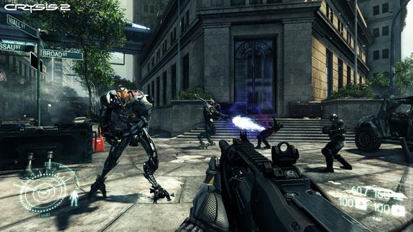 تنوع دشمن در بازی Crysis 2