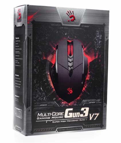 موس گیمینگ A4TECH Bloody V7M Gaming Mouse