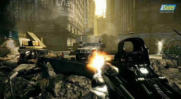 سلاح های قوی در بازی Crysis 2