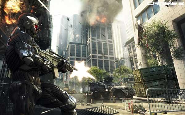 نبردهای نفس گیر بازی Crysis 2
