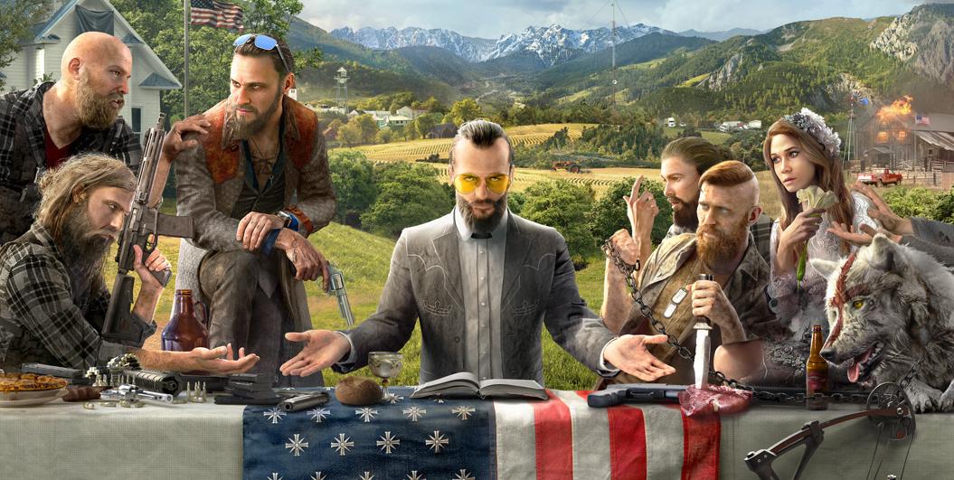 بازی Far Cry 5 Deluxe Edition پلی استیشن 4