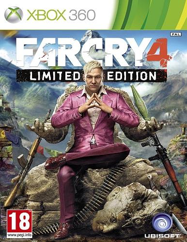 بازی فارکرای 4 برای Xbox 360