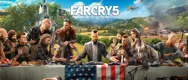 بازی کامپیوتری Far Cry 5
