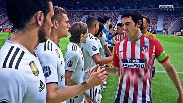 بازی FIFA 19 ps4