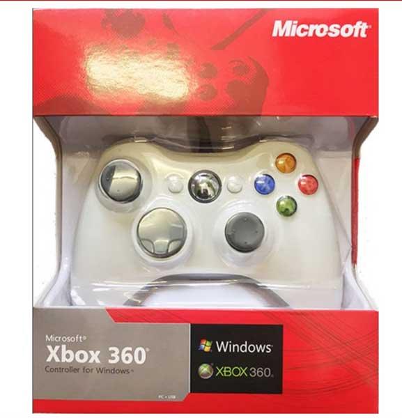 دسته بازی مایکروسافت سیمدار مدل Xbox 360 و PC