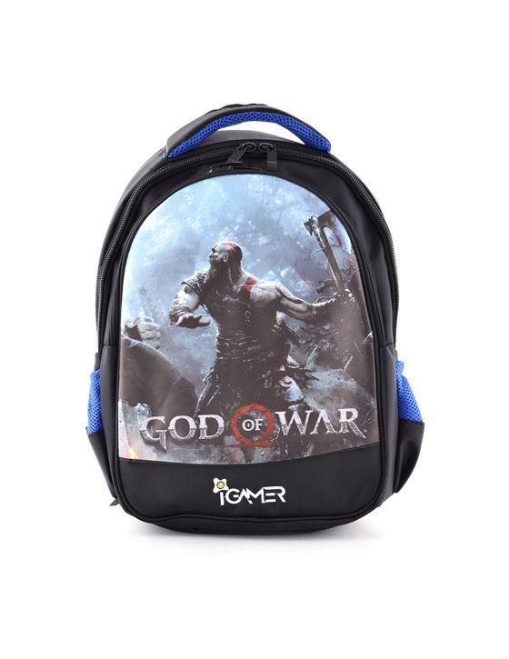 کوله پشتی آی گیمر God of War طرح دوم برای تمام کنسول های بازی