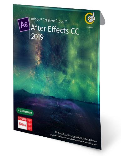 افتر افکت سی سی 2019 کالکشن Adobe After Effects CC