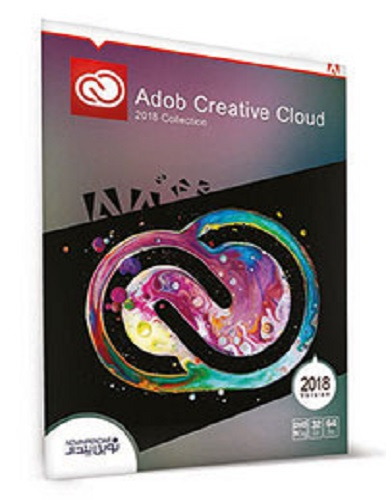 نرم افزار Adobe Creative Cloud 2018 Collection