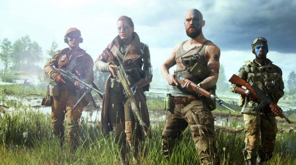 بازی Battlefield V برای پلی استیشن 4