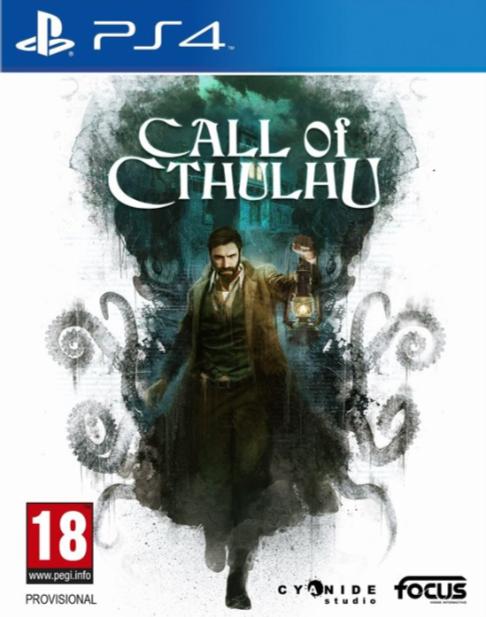 بازی Call of Cthulhu برای پلی استیشن 4
