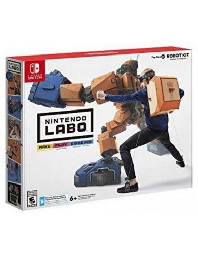 خرید ربات Nintendo Labo Robot Kit
