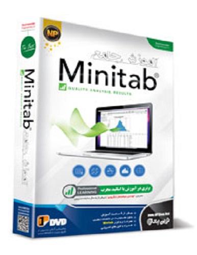 نرم افزار آموزش جامع Minitab