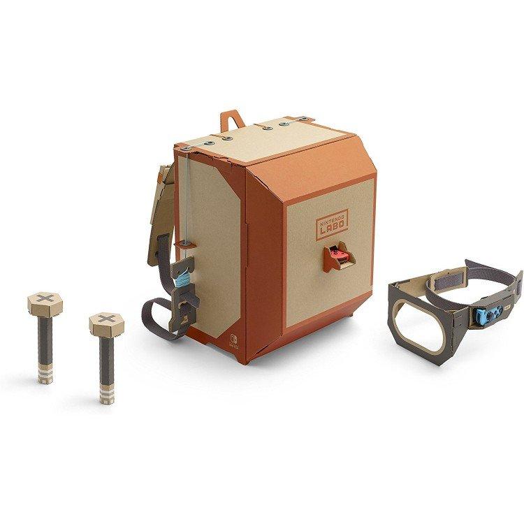 خرید کیت بازی نینتندو سوییچ مدل Labo Robot Kit