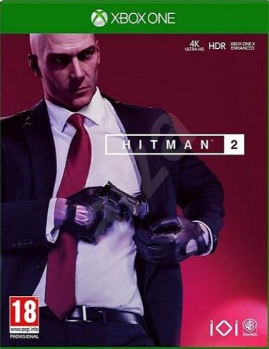 بازی Hitman 2 برای ایکس باکس وان
