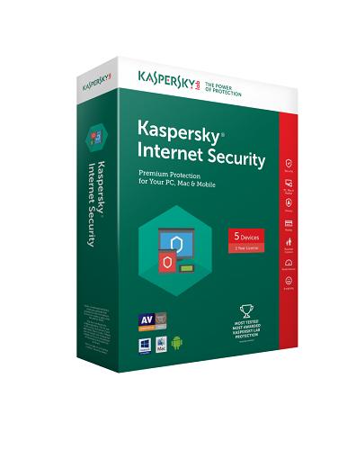 نرم افزار Kaspersky Internet Security 2018