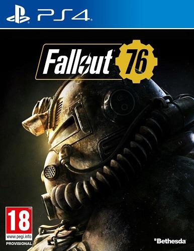 بازی ویدئویی Fallout 76 برای پلی استیشن 4
