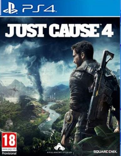 بازی Just Cause 4 برای پلی استیشن 4