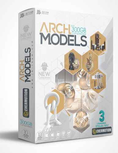 نرم افزار JB ArchModel