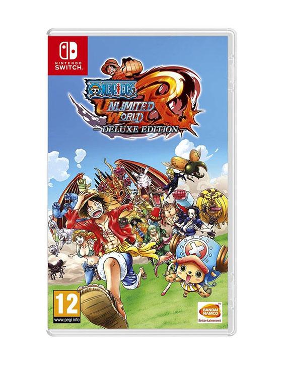 خرید بازی One Piece Unlimited World Red Deluxe Edition نینتندو سوییچ
