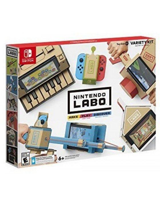 خرید Nintnedo Labo Variety Kit برای کنسول نینتندو