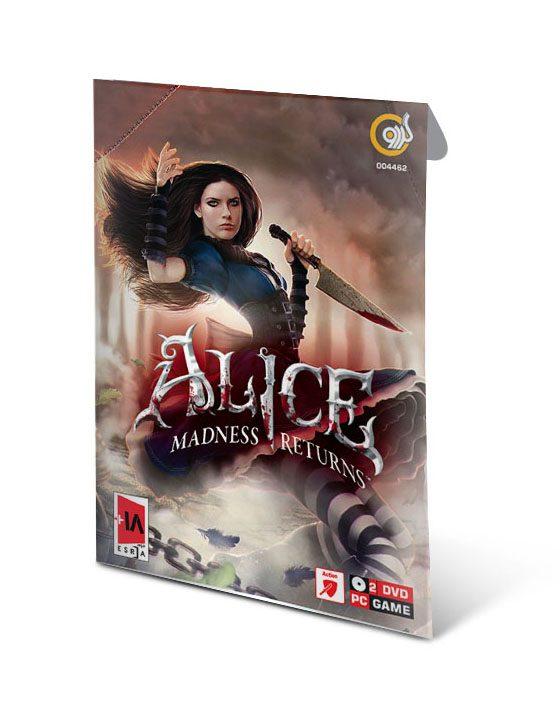 خرید بازی Alice Madness Returns برای کامپیوتر