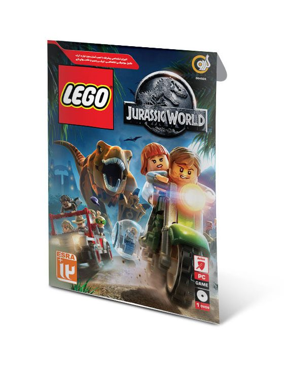 خرید بازی LEGO JURASSC WORLD برای کامپیوتر