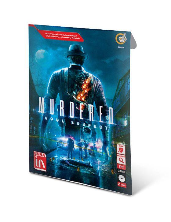 خرید بازی Murdered Soul Suspect برای کامپیوتر