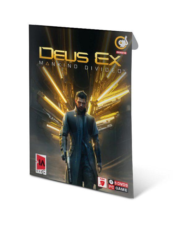 خرید بازی Deus Ex Mankind Divided برای کامپیوتر