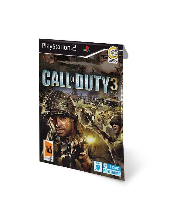 خرید بازی CALL OF DUTY 3 برای کنسول PS2