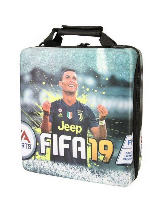 خرید کیف حمل پلی استیشن 4 Pro مدل FIFA 19