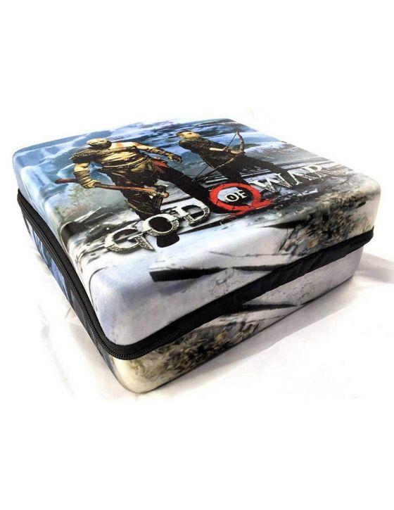 خرید کیف حمل پلی استیشن 4 پرو مدل God Of war