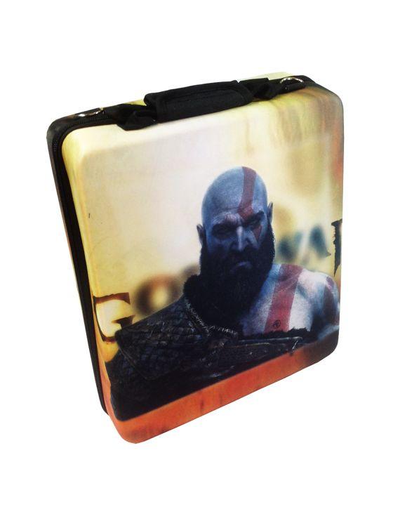 خرید کیف حمل پلی استیشن 4 Pro طرح god of war