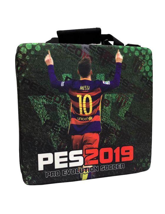 خرید کیف حمل پلی استیشن 4 Pro طرح pes19