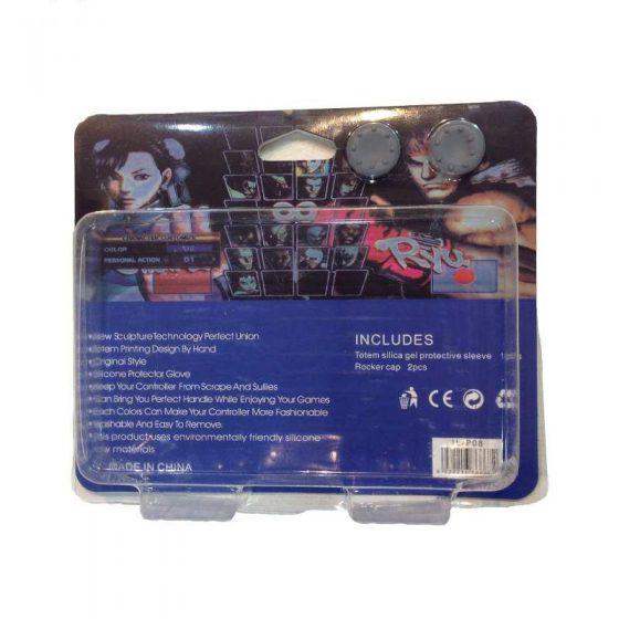 خرید محافظ دسته پلی استیشن 4 مدل skeleton 302