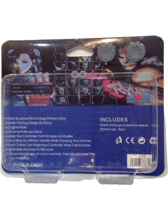 خرید محافظ دسته پلی استیشن 4 مدل skeleton 304
