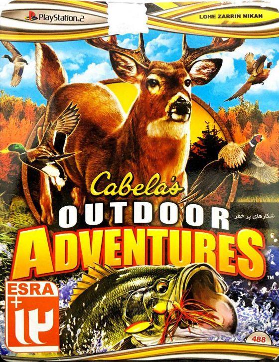 خرید بازی Cabelas Outdoor Adventures مخصوص پلی استیشن 2